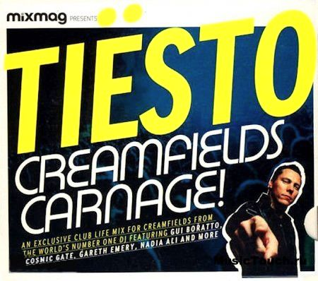 Tiesto - Club Life 129 LIVE form Creamfields 2009