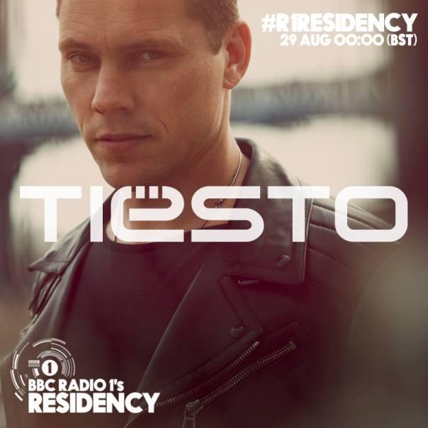 DJ Tiesto - BBC Radio 1's Residency
