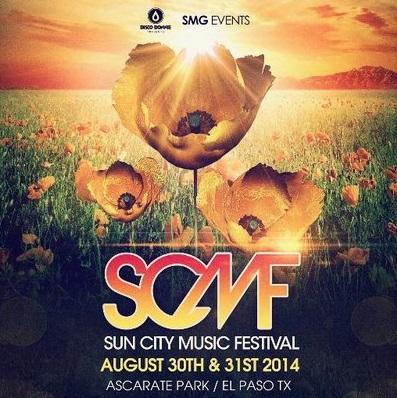 Sun City Music Festival 2014