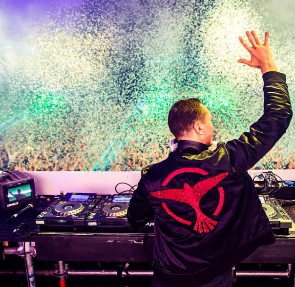 DJ Tiesto 2014
