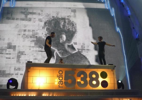 DJ Tiesto Radio 538