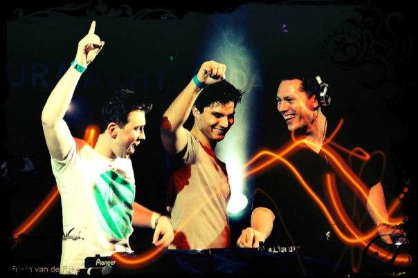 DJ Tiesto & R3hab