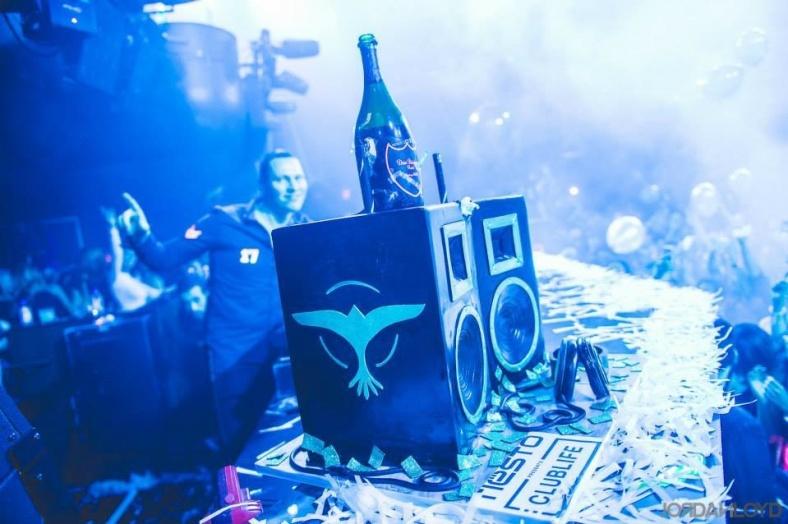 DJ Tiesto Club Life